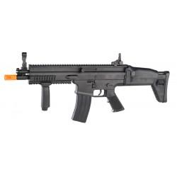 Réplique airsoft FN Scar-L noir, ressort | Cybergun