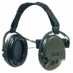 Casque anti-bruit Suprême pro-X serre-nuque OD | MSA