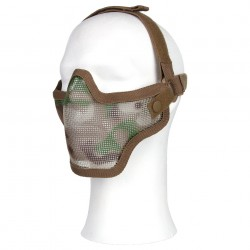 Masque grille camouflage DTC / Multi | 101 Inc