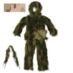 Ghillie Special forces camouflage désert | Fosco