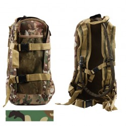 Camelbag 2,5 litres camouflage woodland | 101 Inc