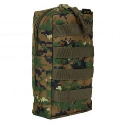 Poche tactique camouflage digital | 101 Inc