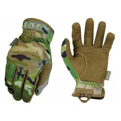 Gants Fast-fit camouflage multicam | Mechanix