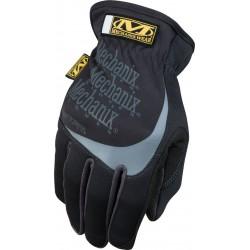 Gants Fast-fit noir et gris | Mechanix
