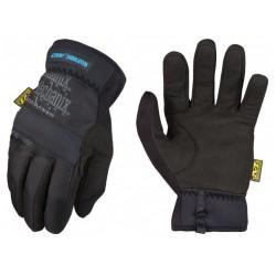 Gants Fast-fit insulated noir | Mechanix