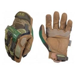 Gants M-Pact camouflage woodland | Mechanix