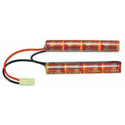 Batterie 2 sticks Ni-Mh 9,6 V - 1600 mAh | VB