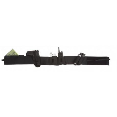 Ceinture holster discret 2ET droitier noire | Vega holster