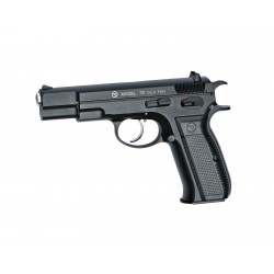 Réplique airsoft CZ75 gaz blow back | ASG