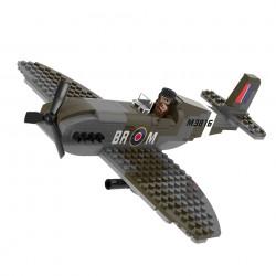 Avion Spitfire WWII   Sluban