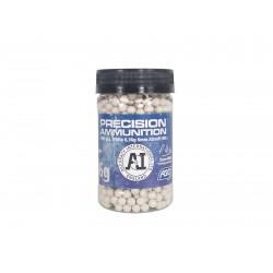 Billes airsoft 0,36 gramme en pot de 1000 billes | ASG