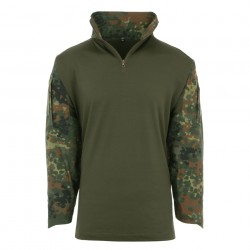 Tactical shirt camouflage flecktarn | 101 Inc