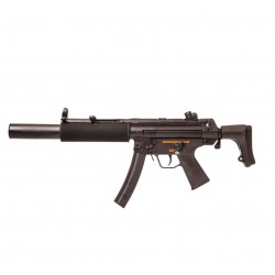 Réplique airsoft MP5 SD6 électrique non blow back | Jing gong