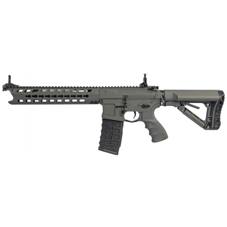 Réplique airsoft GC16 Predator battleship grey électrique non blow back | G&G