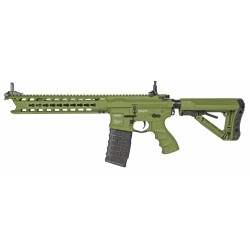 Réplique airsoft GC16 Predator hunter green électrique non blow back | G&G