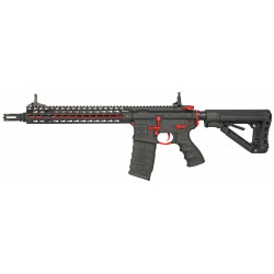 Réplique airsoft CM16 SRXL red edition électrique non blow back | G&G