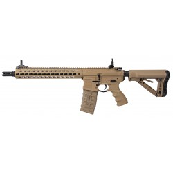 Réplique airsoft CM16 SRXL tan électrique non blow back | G&G