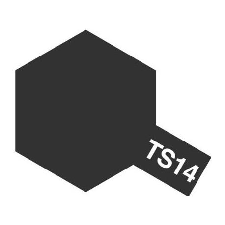Peinture TS14 noir brillant de la marque Tamiya