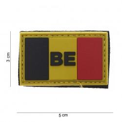 """Patch 3D PVC """"Belgique"""", 101 Inc"""