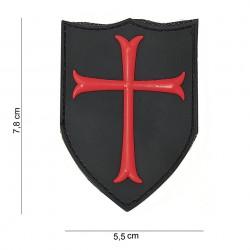 """Patch 3D PVC """"Crusader"""", 101 Inc"""