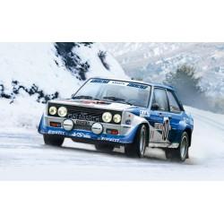 Maquette 1/24 Fiat 131 Abarth rally de la marque Italeri