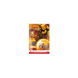 Billes airsoft Perfect 0.25 gramme en sachet de 3000 billes de la marque G&G