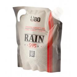 Billes airsoft Rain 0.20 gramme en sachet de 3500 billes de la marque BO Manufacture