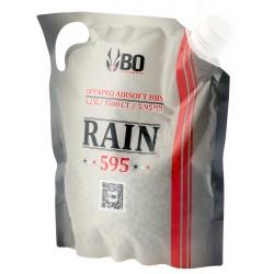 Billes airsoft Rain 0.28 gramme en sachet de 3500 billes de la marque BO Manufacture