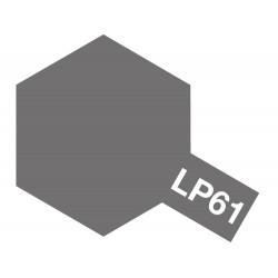 Peinture pour maquette plastique de couleur LP61 Gris métal 10 ml de la marque Tamiya