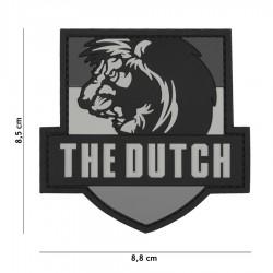 Patch 3D PVC The dutch de la marque 101 Inc