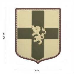 Patch 3D PVC German shield de la marque 101 Inc