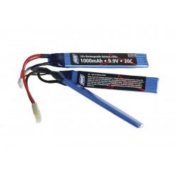 Batterie Li-Fe 9,9 V - 1000 mAh   ASG