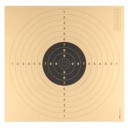 100 Cibles 55 x 53 cm de la marque Europ-arm (A52271)