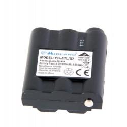 Batterie pour talkie-walkie G7, Midland