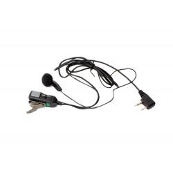 Micro-oreillette pour talkie-walkie G7 ou G9, Midland