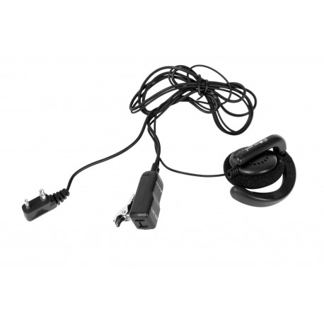 Oreillette avec micro pour talkie-walkie G7 ou G9, Midland