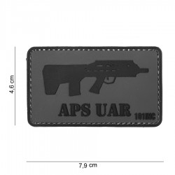 Patch 3D PVC APS UAR