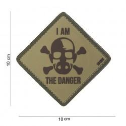 Patch 3D PVC I am the danger