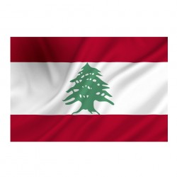 "Drapeau ""Liban"", 101 Inc"