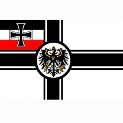 """Drapeau """"Allemagne ancien empire"""", 101 Inc"""