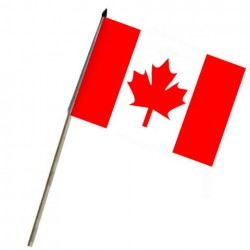 "Drapeau à bâton ""Canada"", 101 Inc"