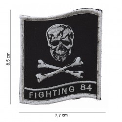 Patch tissus Fighting 84