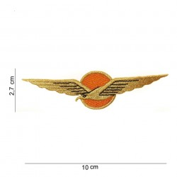 """Patch tissus """"NL airforce"""", 101 Inc"""