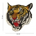"""Patch tissus """"Tiger looking straight forward"""", 101 Inc"""