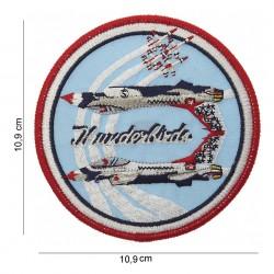 "Patch tissus ""Thunderbolt"", 101 Inc"