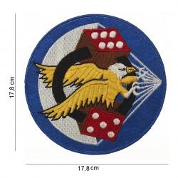 """Patch tissus """"506"""", 101 Inc"""