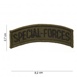 """Patch tissus """"Special forces"""", 101 Inc"""
