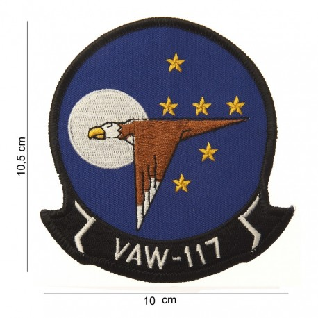 "Patch tissus ""VAW-117"", 101 Inc"