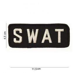 """Patch tissus """"SWAT"""", 101 Inc"""