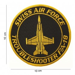 """Patch tissus """"Swiss airforce"""", 101 Inc"""